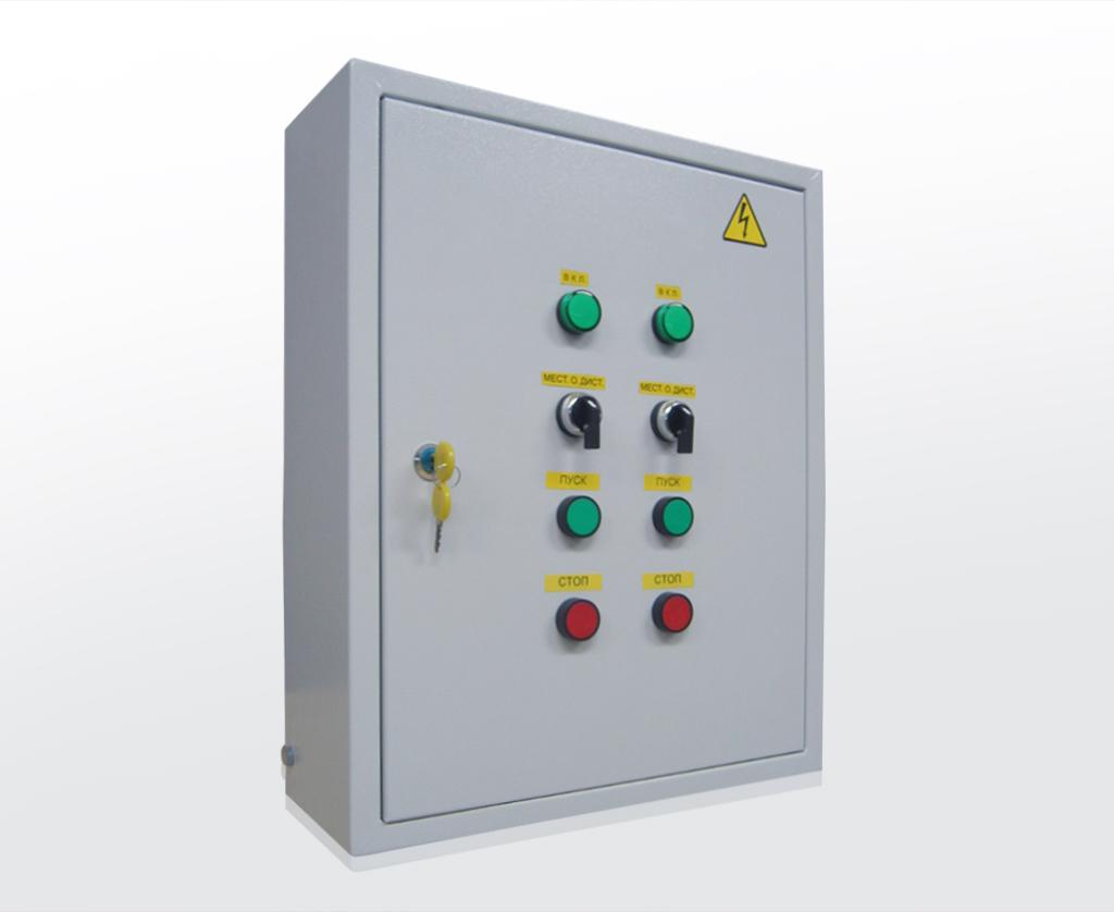 Ящики управления освещением серии ЯУО 9600